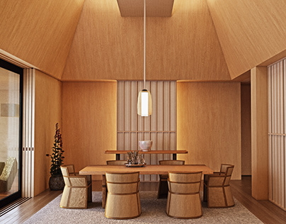 Dining Room-CG