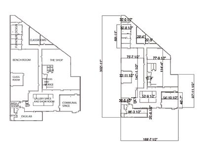 Redesigning SCAD Gulfstream Building