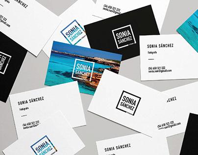 Sonia Sánchez | Brand Identity