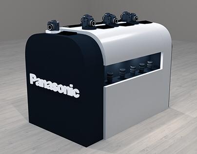 2017 | Panasonic Lumix G - Stand