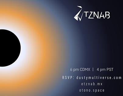Otono's Etznab (Burning Man's) Graphics