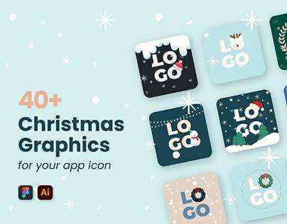 40+ Christmas Graphics