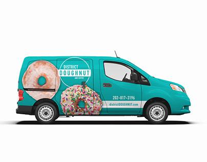 District Doughnut Vehicle Design