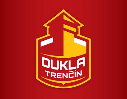 Dukla Trenčín logo concept