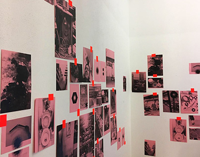visual identity for the exhibition ''fachowczynie''