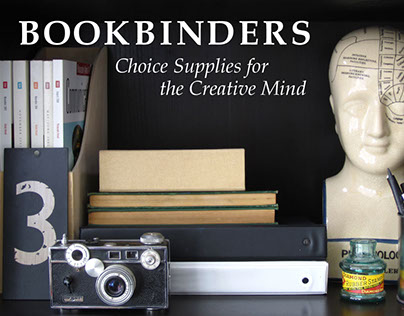 Bookbinders Photography & Mood Boards