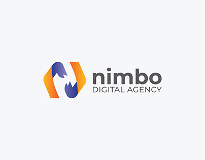 Digital Agency Logo, N logo