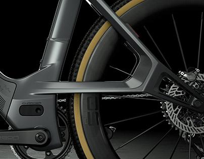 eXpedition e Gravel Bike