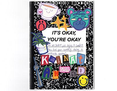 IT'S OKAY, YOU'RE OKAY Comic