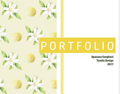 Textile Design Portfolio