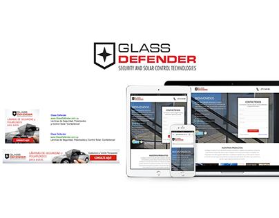 Glass Defender - Adwords & Landing Page