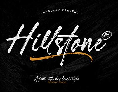 Hillstone Font