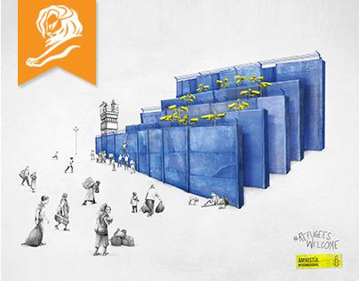 """""""Prints"""" Amnesty International"""