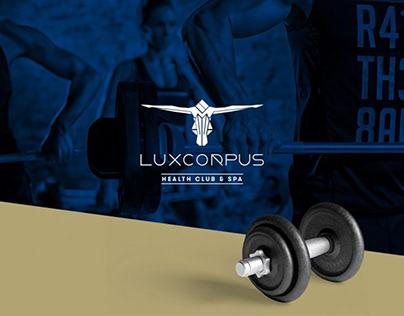 Luxcorpus Website + Social Media
