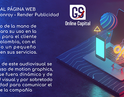 Gs Online Capital COlombia - Video pRomocional