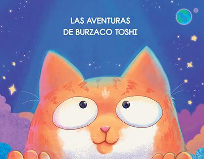 Las aventuras de Burzaco Toshi