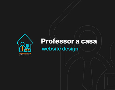 Professor A Casa | UX/UI