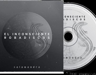 Salamandra (Conceptual Album Art)