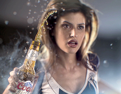Coors Light | Freeze