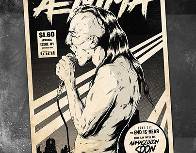 Tool Aenima Poster