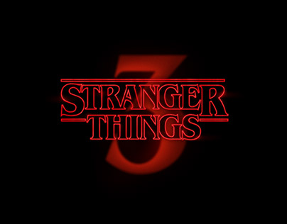 Stranger things- Season 3