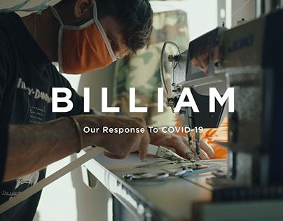 Billiam Jeans COVID-19 Video