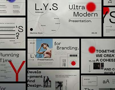 L.Y.S Presentation Templates