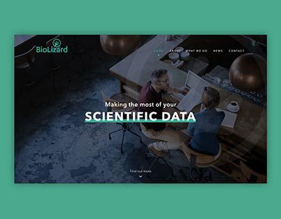 Biolizard website