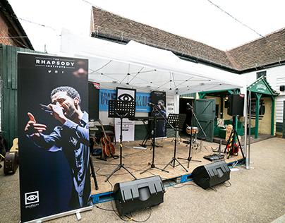 Event photography - Rhapsody Institute Showcase