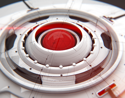 Cinema4D Everyday project - part 4.