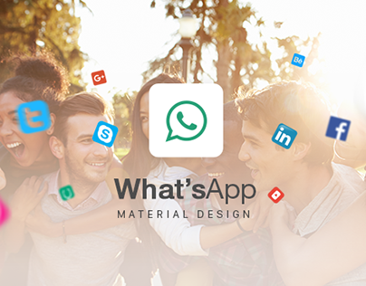 Redesign What'sApp