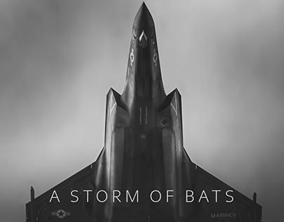 RIV | A Storm of Bats