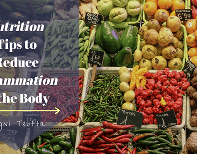 Nutrition Tips to Reduce Inflammation in the Body