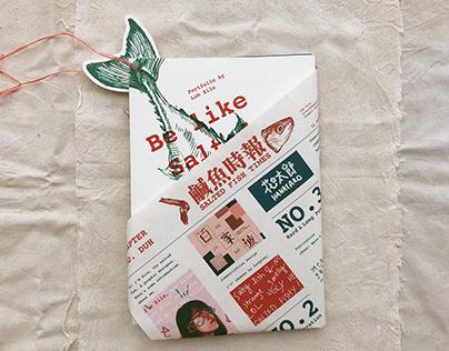 Portfolio - Be Like Salted Fish