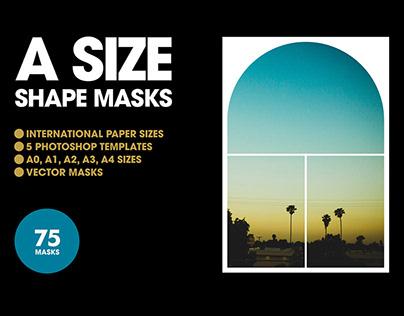 A Size Shape Masks
