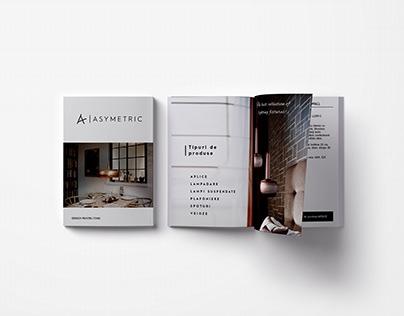Asymetric Brochure