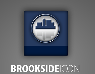 Brookside Properties Incorporated [Icon Logo_concept]