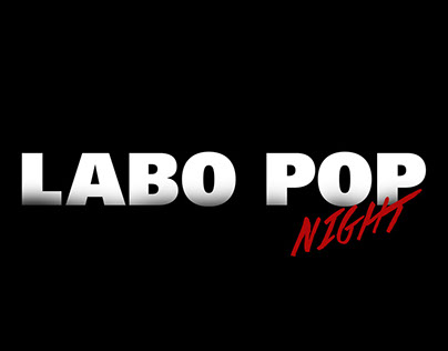 Labo Pop Night