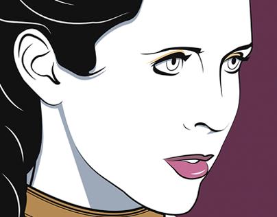 Star Wars: Slave Leia