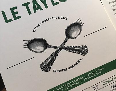 Le Taylor bistro