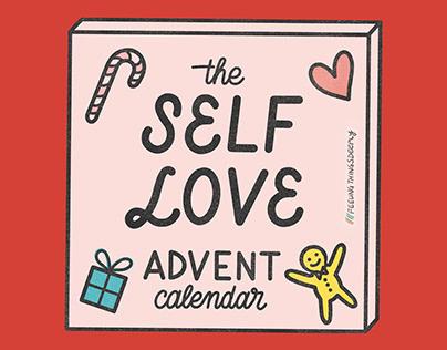 "The ""Self Love Advent Calendar"" Feeling Things Deeply"