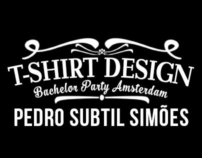 Bachelor Party | T-Shirt Design
