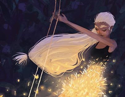 - Enchanted Lights -