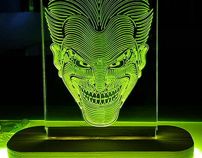 Joker (edgelit tablica)
