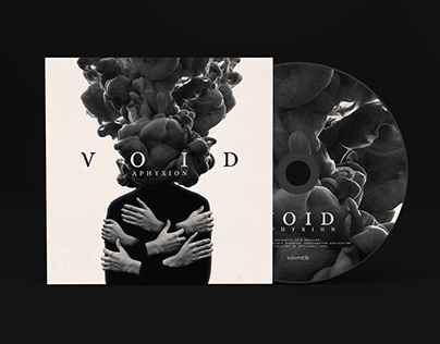 VOID | Album Artwork & Layout