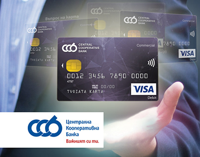 CENTRAL COOPERATIVE BANK - Visa Campaign