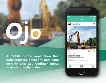 Ojo App | UI/UX Design