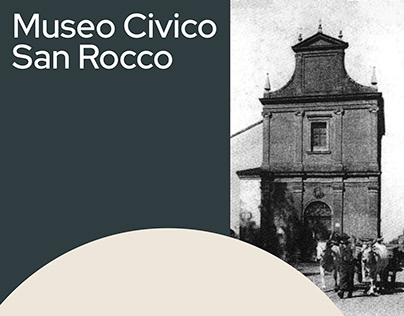 Museo Civico San Rocco | Branding