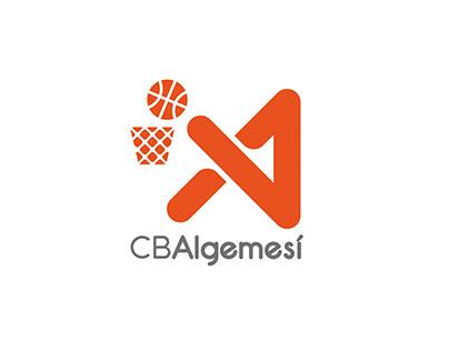 Logotipo Club Baloncesto Algemesí
