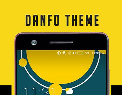 Lagos Danfo Android Theme